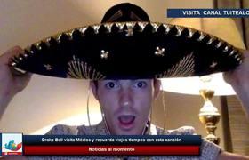 Drake Bell visita México y recuerda viejos tiempos con esta canción