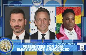 'Games of Thrones' cast to present at 2019 Emmys