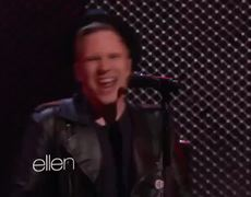 Fall Out Boy Performs Alone Together on The Ellen Show