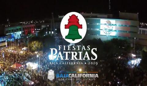 #FiestasPatriasBC