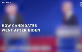 The Third 2019 Democratic Debate: Key Moments