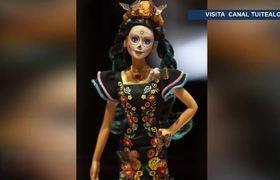 Barbie edición especial de Día de Muertos