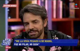 Eugenio Derbez en entrevista con Nacho Lozano en De Pisa y Corre