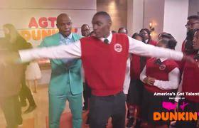 America's Got Talent 2019 - Dunkin' Lounge: Semifinals 2 -
