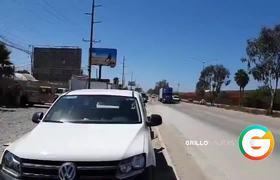 Hallan túnel cerca del muro fronterizo en Tijuana