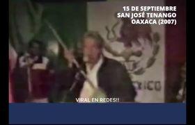 AMLO y su Grito de Independencia ... Cuál será su discurso ahora que es presidente?