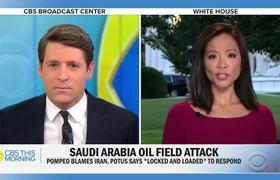 Pompeo blames Iran for #SaudiArabia oil attack