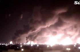 Drone attacks on Saudi Arabia oil plant set to send petrol prices soaring