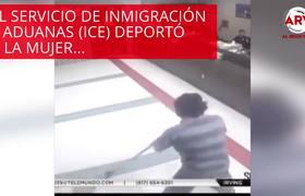 #LadyFrijoles fue deportada y al llegar a Honduras contó lo que vivió