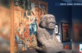 Pese a denuncia de México inicia subasta de arte precolombino en París