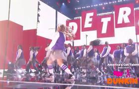 Dunkin' Lounge: Finals - America's Got Talent 2019