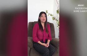 Desactiva la bomba y pide disculpas Ximena Garcia