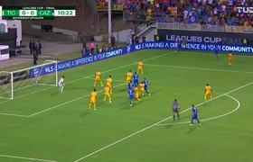 Tigres UANL 1 - 2 Cruz Azul | Leagues Cup - 2019 - Gran Final