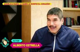 Alberto Estrella revela que Angélica María le rompió el corazón