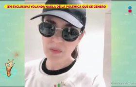 Yolanda Andrade envía mensaje a Gustavo Adolfo por fotos de su boda con Verónica Castro