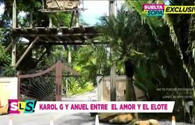 Anuel AA, Karol G y su pasión por ¿el elote?