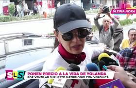 ¿Yolanda Andrade amenazada de muerte?