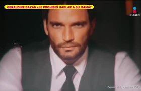 ¿Geraldine Bazán le prohibió hablar a su mamá de pleito con Julián Gil?