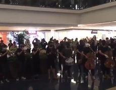 Hundreds SHundreds SHundreds Spontaneously Burst into Protest Song at Hong Kong Shopping CentreHundreds Spontaneously Burst into Protest Song at Hong Kong Shopping CentreHundreds Spontaneously Burst into Protest Song at Hong Kong Shopping CentreHundreds S