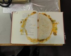 #VIRAL: Taco In Library Book