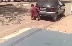 Mucho ojo el violador de carros anda suelto en las calles