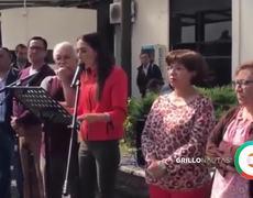 #AMLO responde a Rosario Robles #LaEstafaMaestra