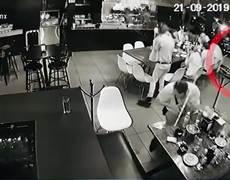 Graban ataque armado a bar de Uruapan, Michoacan