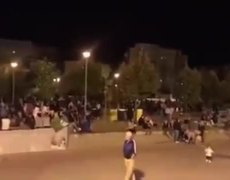 Terrible sismo sacude a Albania (Sismo de 5.6 grados sacude a Albania)
