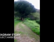 #Top5 Scary Things Caught On Camera In The Woods