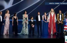 Elenco de Game of Thrones da las gracias y se despide en los Emmy 2019