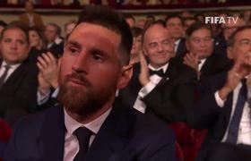 Daniel Zsori reaction - FIFA Puskas Award 2019