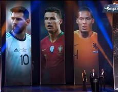 Lionel Messi The Best FIFA Football Awards 2019