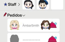 Soy Luna contada por Emojis