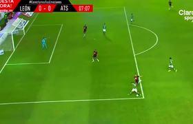 León 1 - 1 Atlas | Liga MX - Apertura 2019 - Jornada 11 | AtlasFC