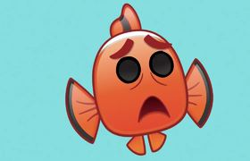 Finding Dory As Told By Emoji | Disney