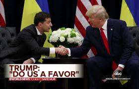 Firestorm ignites over call between Trump and Ukrainian president