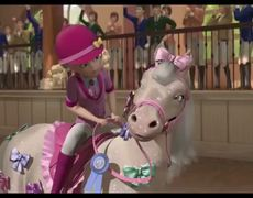 Barbie and Her Sisters in A Pony Tale Official Movie Trailer HD