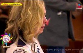 Así despidieron a Daniela, la hija de Rocío Sánchez Azuara