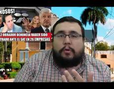 LORET Y CLAUDIO X. GONZALEZ PONEN TRAMPA A #AMLO Y LO HACEN SOCIO DE 26 EMPRESAS