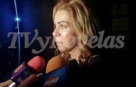 Rocío Sánchez Azuara y Humberto Zurita hablaron sobre la muerte de la hija de la conductora