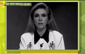 ¡Rocío Sánchez Azuara ACLARA que el padre de su hija nunca se hizo cargo de ella!