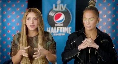 Shakira y JLo hablan de su aparicion en el Show del Medio tiempo del Superbowl 2020