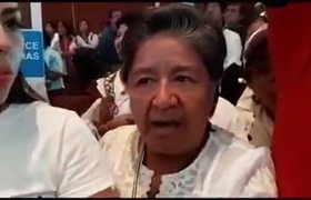 #VIRAL: Mujer 'predice terremoto' por despenalizar aborto