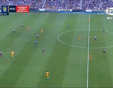 Monterrey Vs Tigres Resumen Y Goles 0-2 Liga MX 2019