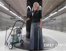 Homeless woman goes #viral singing opera in Metro subway station