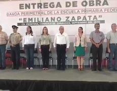 #VIRAL: Maestro confunde juramento a la bandera con Padre Nuestro (ORIGINAL)