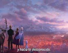 Frozen 2 Disney Special Look (Into The Unknown) Sub Spanish