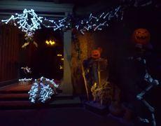 Haunted Mansion Ride 2019 - Nightmare Before Christmas - Disneyland