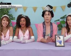 The Try Guys: Eugene Ranks Every Disney Princess