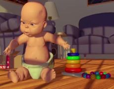 Pixar Short Film - Tin Toy